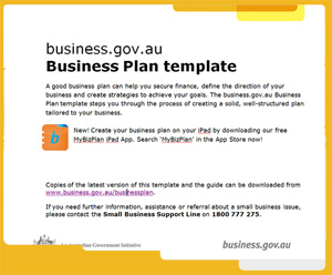 How to Write a Business Plan - Cultivating Tomorrow's Leaders